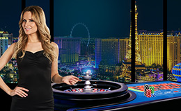 Live Casino Welcome Offer