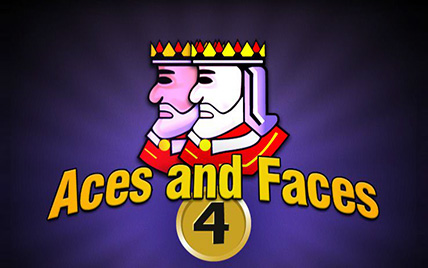 Aces and Faces - 4 line
