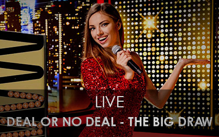 Live Deal or no Deal
