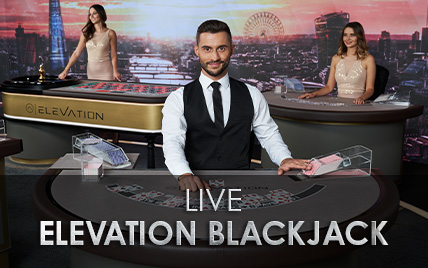 Live Elevation Blackjack