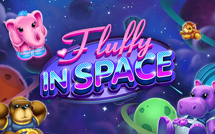 Fluffy In Space