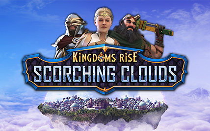 Scorching Clouds