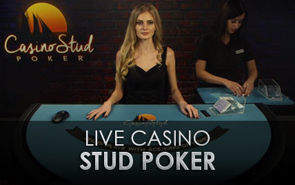 Live Casino Stud Poker