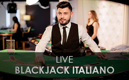 Live BlackJack Italiano