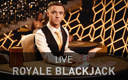 Live Royale BlackJack
