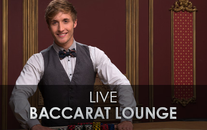 Live Baccarat Lounge
