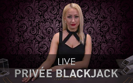 Live Privée BlackJack