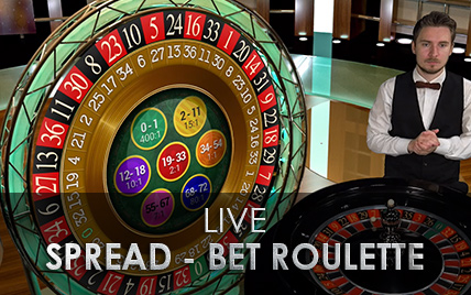 Live Spread Bet Roulette