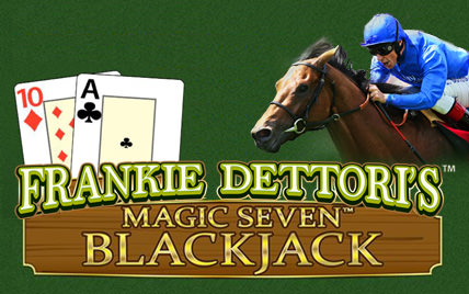 Frankie Dettori's Magic Seven Blackjack
