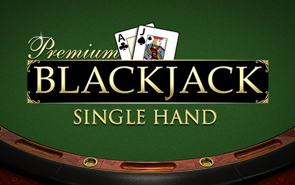 Premium Blackjack Single Hand