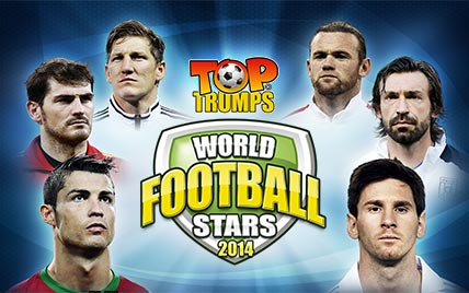 Top Trumps - Football Stars 2014